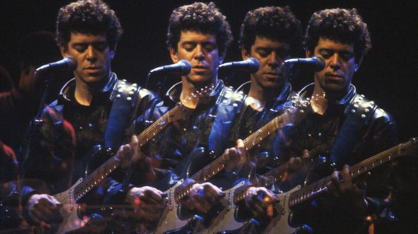 Lou Reed en concert au Bottom Line le 25 février 1983, New York