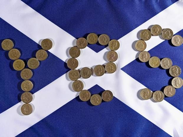 Scottish independence exclusive: Millions of banknotes sent to Scotland in case Yes vote sparks run on ATMs - Business News - Business - The Independent