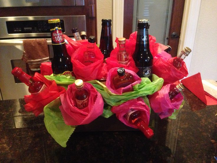 Husband's Valentine's Day Bouquet