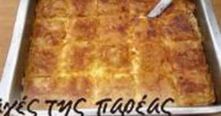 Εξαιρετική συνταγή για Κασερόπιτα - σουφλέ. Αυτή τη συνταγή την έχω πάρει απο μια θεία μου η οποία κάθε φορά που την έκανε σε κάποιο τραπέζι έκλεβε την παράσταση. Το σημαντικό επίσης εκτός απ΄το γεγονός οτι είναι πεντανόστιμη ειναι πολύ έυκολη και γρήγορη. Λίγα μυστικά ακόμα Σε αυτή την πίτα για πιο πλούσια γεύση θα μπορούσαμε να προσθέσουμε ψιλοκομμένο μπέϊκον στο τριμμένο κασέρι. (Εγώ δεν το προτείνω γιατι θεωρώ οτι γίνεται πολυ βαριά) Επίσης καλό θα είναι να μην την κόψουμε αμέσως γιατί…