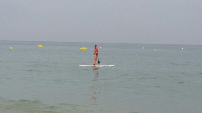 Stand up Paddle. Algarve - Luz, Lagos