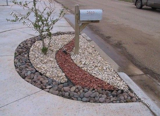 19 Adorable Mailbox Landscaping Ideas