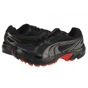 Pantofi sport barbati Puma Axis 2 TR black-silver