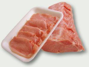 Lomo de cerdo rebozado al huevo