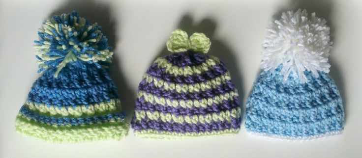 SmoothFox Crochet and Knit: SmoothFox's Kool Kids Hats - Free Pattern
