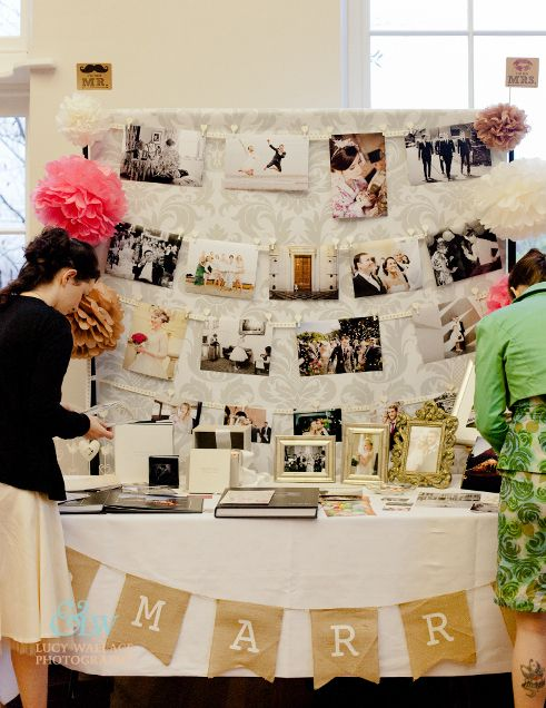 Lucy Wallace Photography at the Decidedly Different Vintage Wedding Fair
