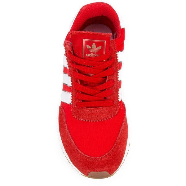 Adidas 'Iniki' runner sneakers ($235) ❤ liked on Polyvore featuring shoes, sneakers, adidas, red shoes, unisex sneakers, red trainers and adidas footwear http://feedproxy.google.com/fashionshoes1