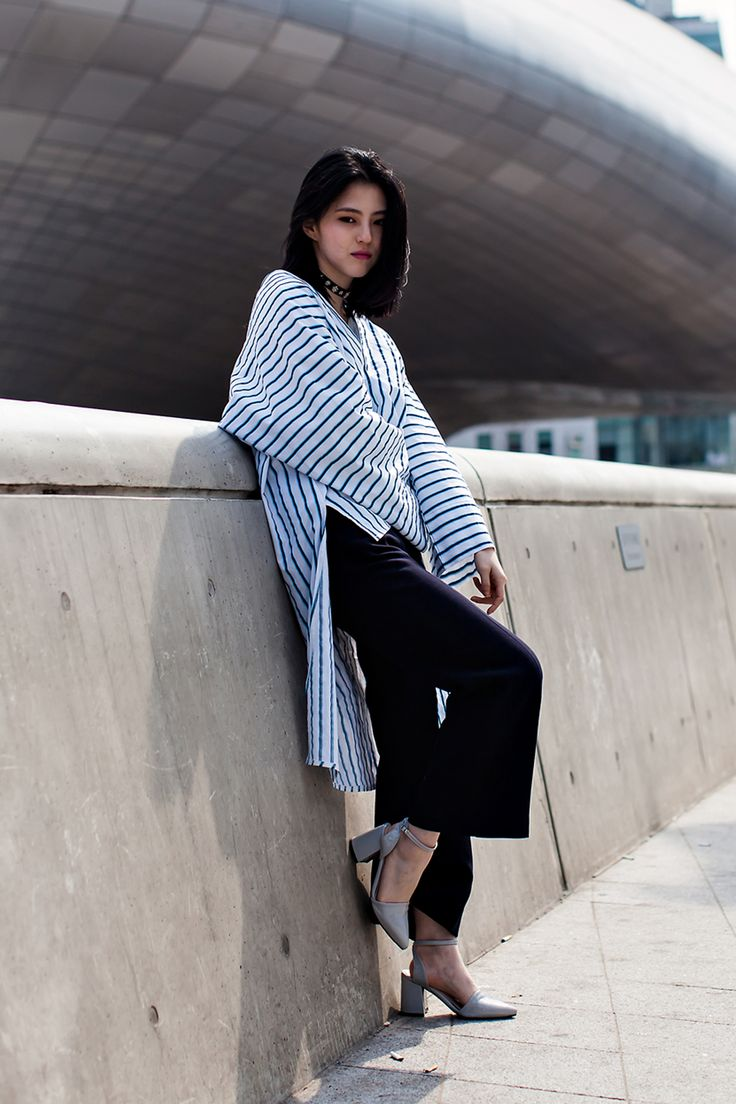 Lee Sohee, SEOUL FASHION WEEK 2016 F:W.jpg                                                                                                                                                                                 More
