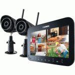 "Lorex By Flir Wireless 4-channel Surveillance System With 7"" Lcd Screen & 2 Wireless Cameras"