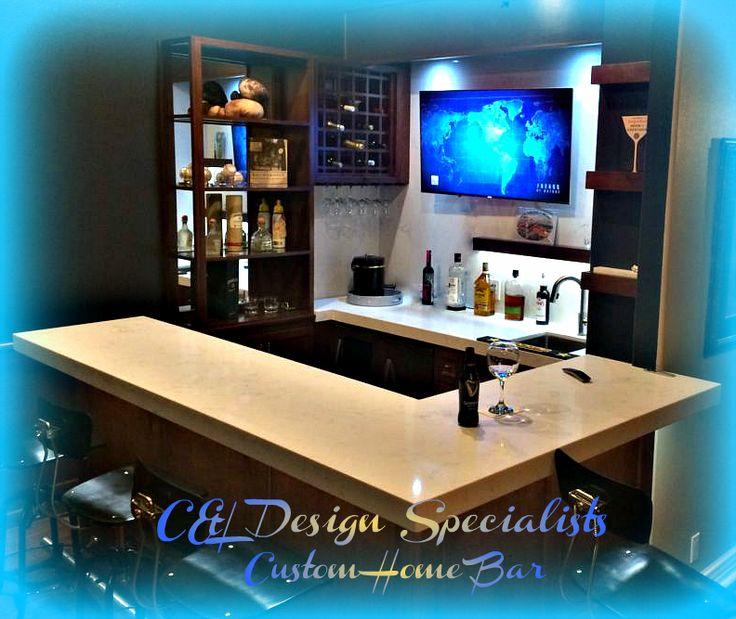 14 best Custom Bars images on Pinterest | Cabinet design, Cupboard ...