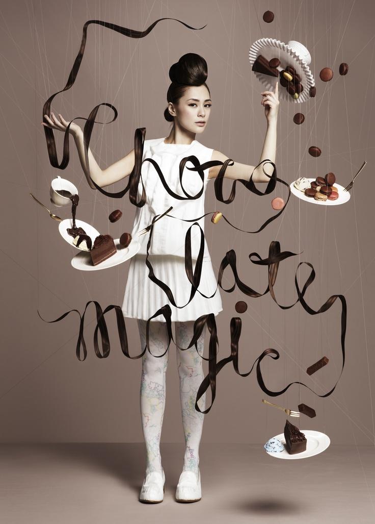 Chocolate Trail 2012 - Gillian