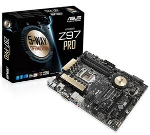 ASUS Z97 Pro Motherboard