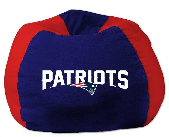 New England Patriots Bean Bag Chair http://www.pinterest.com/sportsfansplus/