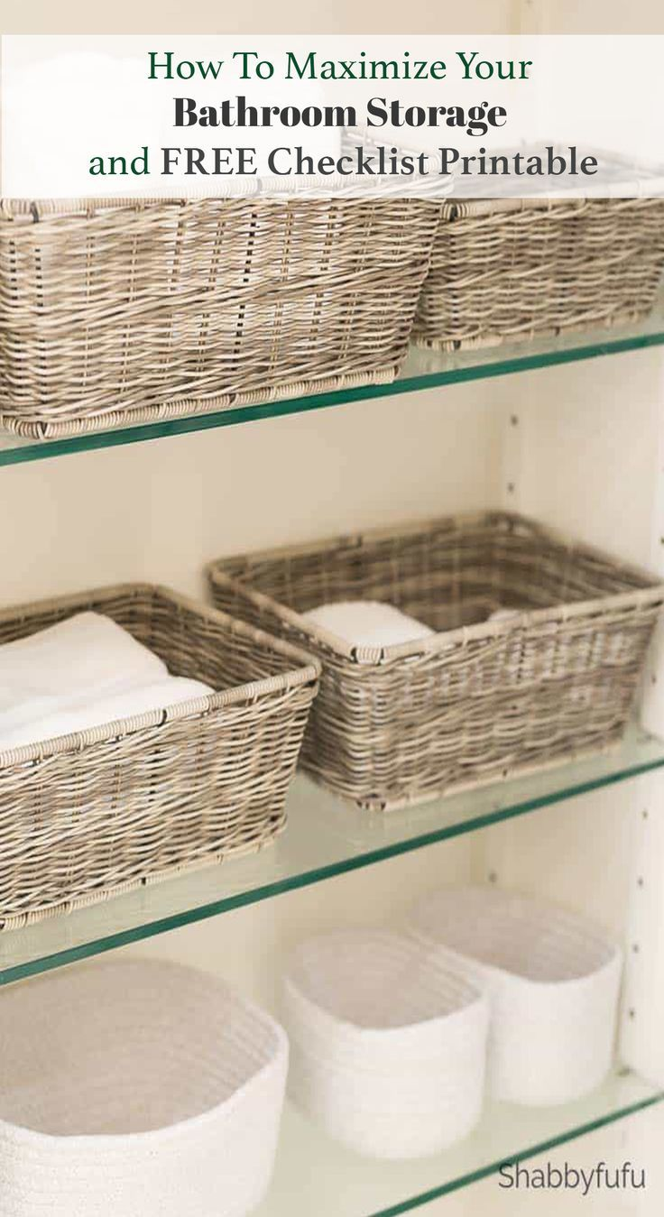 Bathroom Storage Baskets And Organization Bathroom Basket Storage Diy Bathroom Baskets Bathroom Storage