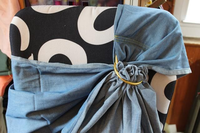 Baby Sling Sewing Instructions from Maya Wrap