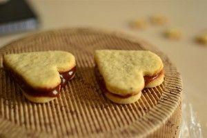 Caramel Hearts/Biscuiti cu caramel