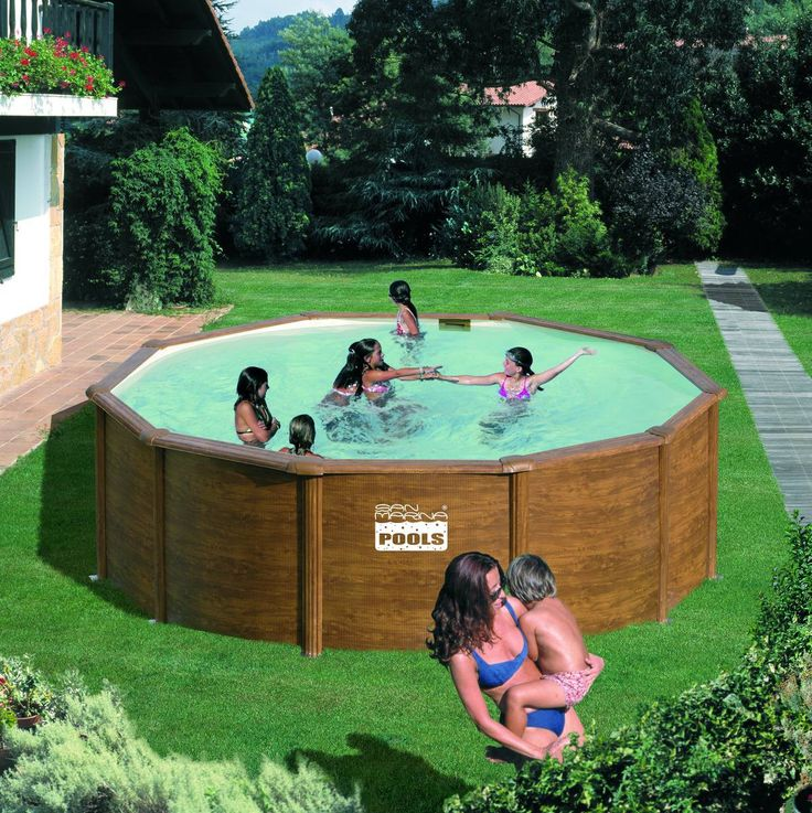 25 best bazén images on Pinterest Swimming pools, Pools and - piscine hors sol beton aspect bois