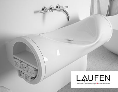 "Check out new work on my @Behance portfolio: ""Hollow Sink - Laufen"" http://be.net/gallery/31229999/Hollow-Sink-Laufen"