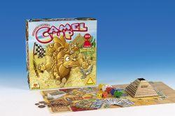 Camel Up (magyar) társasjáték - Szellemlovas társasjáték webshop