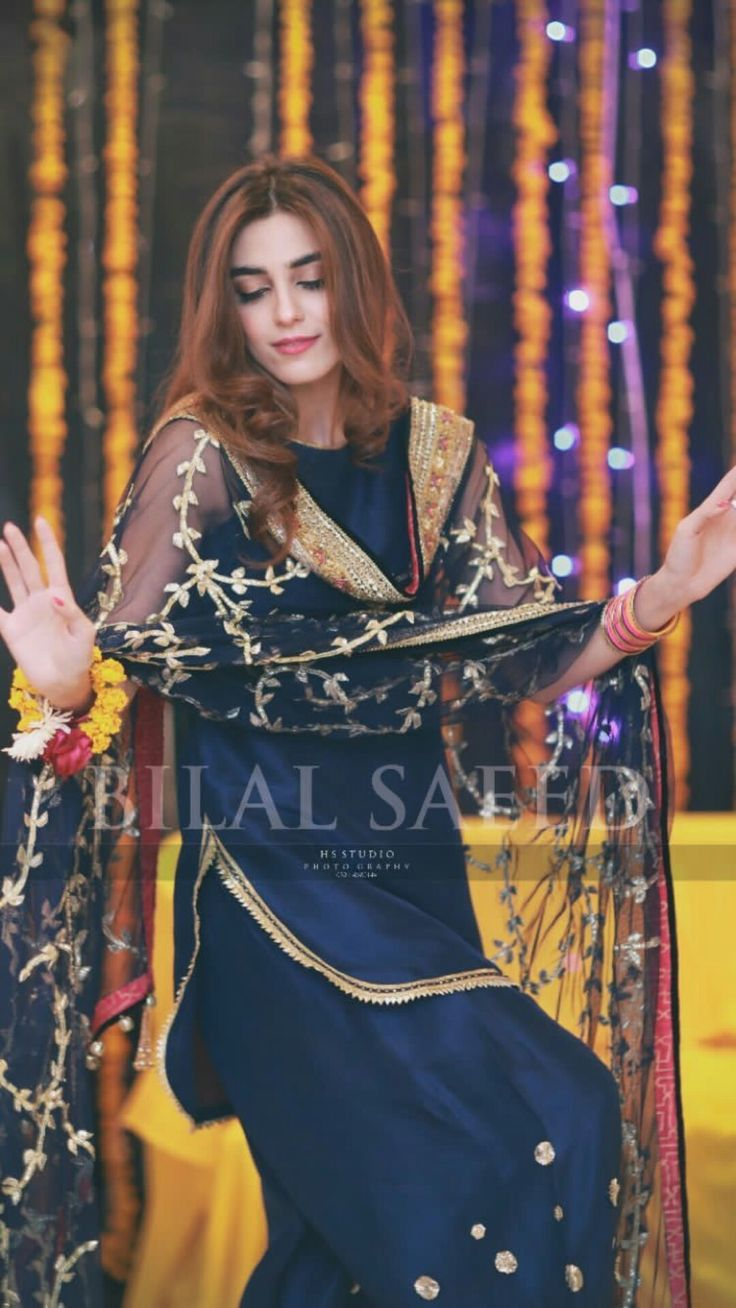 Plain suit with embroidered dupatta