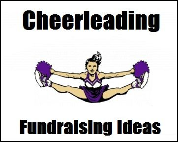 Dozens of cheerleading fundraising ideas for your group - Cheerleading fundraiser ideas grouped by fundraising product ideas or fundraiser event ideas.