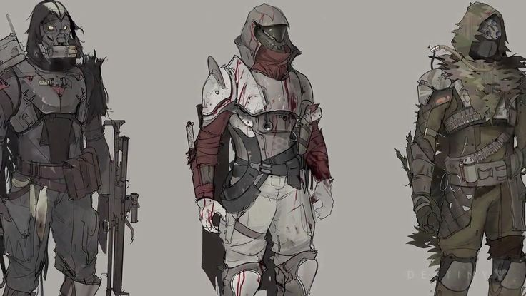 Vtc Game Design Character Development : Bungie has presented a new video at gdc introducing