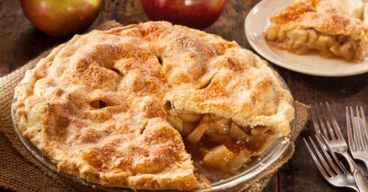 Classic Dessert Recipe: Cinnamon Apple Pie