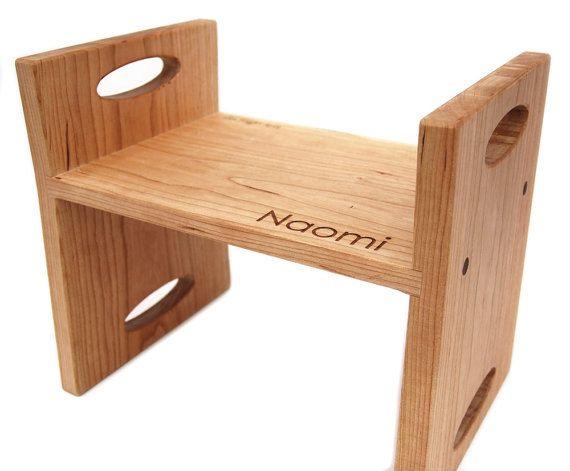 7 fun modern handmade step stools for kid  sc 1 st  Pinterest & Best 25+ Step stool for kids ideas on Pinterest | Step stool for ... islam-shia.org