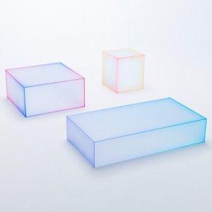 TAF designs light shaped like a poster tube for Zero | design | Dezeen