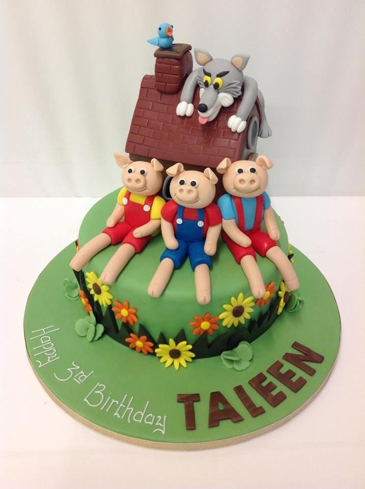 Little Red Riding Hood Cake Pinterest