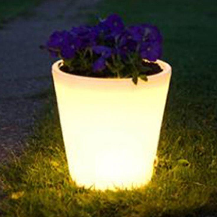Plant Pot Light