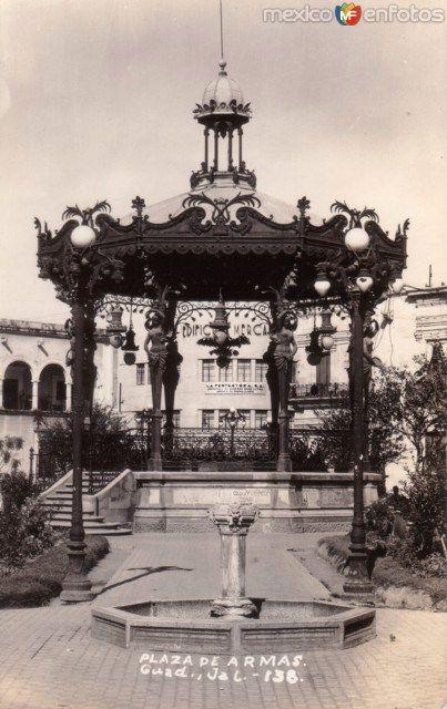 Fotos de Guadalajara, Jalisco, México: Plaza de Armas