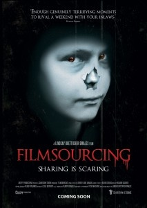 Filmsourcing tutorial series #1: How to create a legitimate horror poster in five steps.  ** FREE .psd download **     Now that you know how it's done, go and be original instead :)