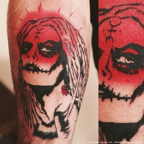 Sebastian Calleri Tattoo   – modss