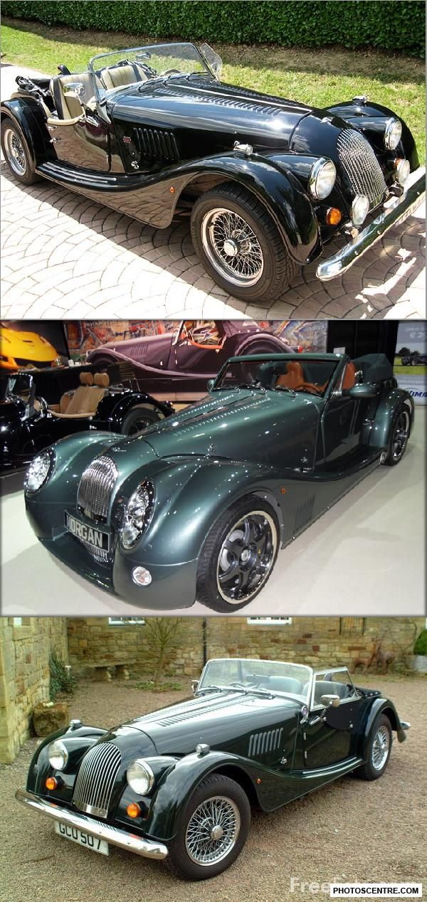 Morgan cars - 8 PHOTO!
