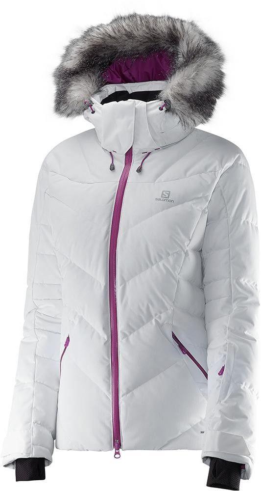 Veste ski femme ld baker blanc north face