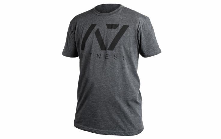 A7 Fitness Bar Grip Shirt - Gray | Rogue Fitness