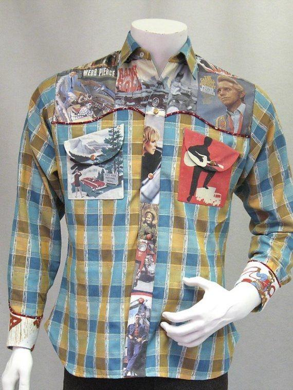 Сумасшедшие рубашки (трафик)