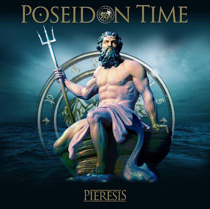 """Album """"Poseidon Time"""" - Piero Lavopa"""