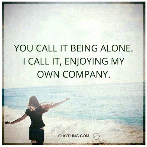 Enjoying Company Quotes