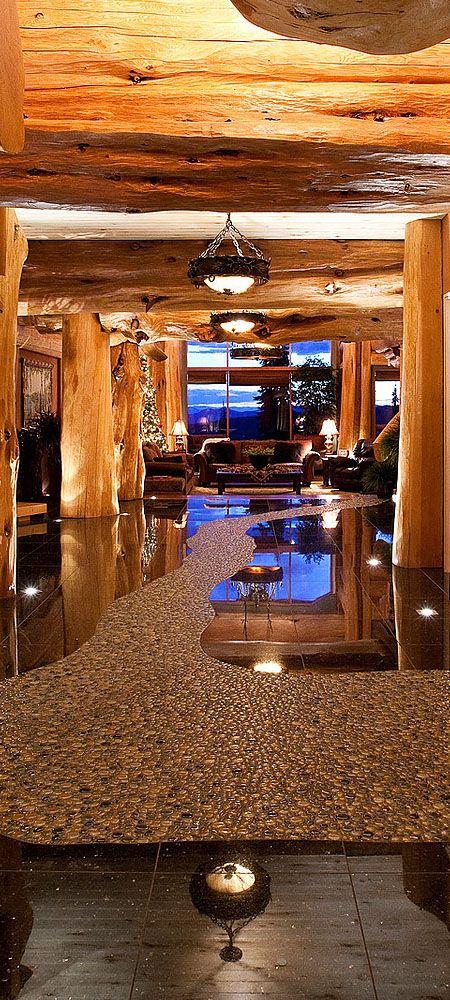 HGTV Log Home Series - The Timber Kings - Pioneer Log Homes of BC