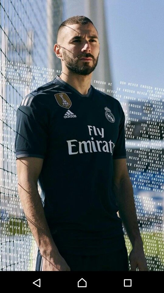 the latest ef712 050a9 KB9 new away kit 2019 Real Madrid 🔥 | Real Madrid | Mens ...