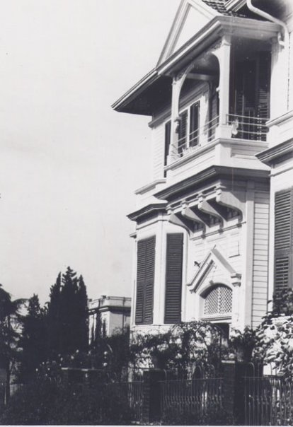 Moda, William James Whittall evi,1930'lar.