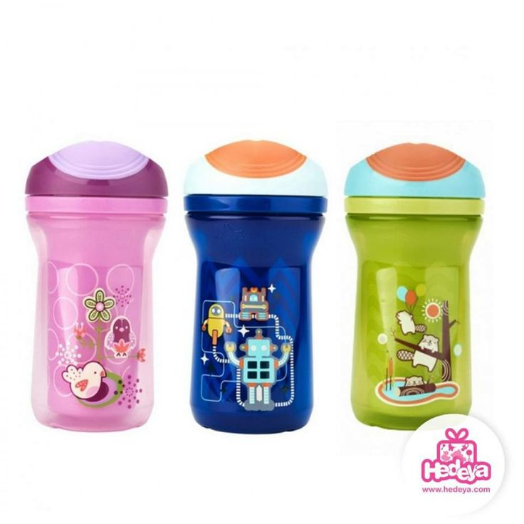#Explora_Active_Sipper   Brand: #Tommee_Tippee  Short description:  #Explora Active Sipper has been specifically designed to help your toddler practise open cup drinking while the unique Easiflow technology makes it truly non-spill. It is insulated to keep drinks cooler and fresher for longer making it ideal for on-the-go drinking and is suitable for toddlers 12 months and over.  Dimensions 8.5 x 8.5 x 16.5 cm  #hedeya #hedeyastores #toys #gifts  code:484  Price:80
