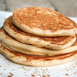 Chia Pfannkuchen Rezept