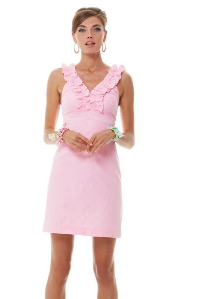 Lilly Pulitzer Bridesmaid Dresses - Preppy Wedding Style