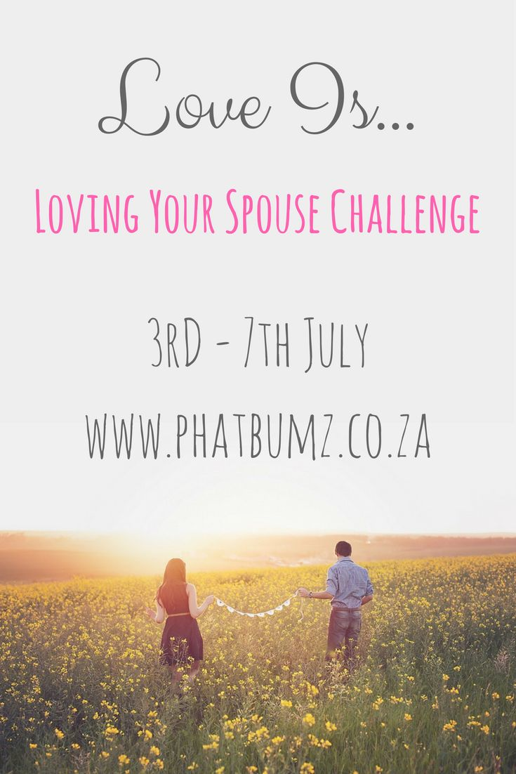 Love your spouse well in our Insta Challenge this July!