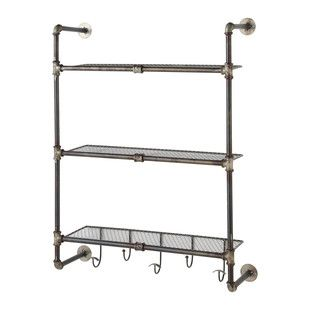 24 best images about 12 home cuisine des tag res et - Etagere murale gris anthracite ...