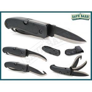$19.00    3 Blade Folding Lock Blade Knife