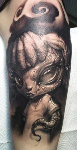 97 best images about proyectos que debo intentar on - Wicked 3d tattoos ...